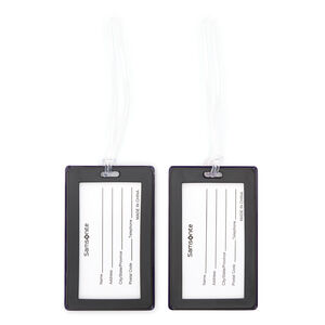 Designer ID Tags (Set of 2) in the color Stars & Stripes.