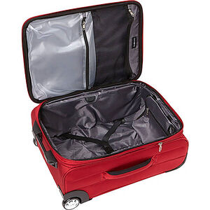 Lamont Carry-On Wheeled Expandable in the color Black.