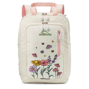 Mindie Pro Backpack in the color Wildlfowers.