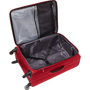 Lamont Large Expandable Spinner in the color Tuscany Red.