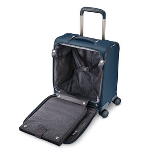 Silhouette 16 Underseat Carry-On Spinner in the color Evening Teal.