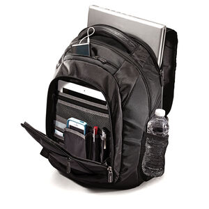 Tectonic 2 Medium Backpack in the color Black.