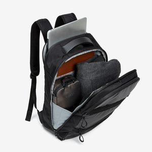 Dacono Laptop Backpack in the color Black.