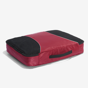 Classic 4Pc Packing Cubes in the color Raspberry.