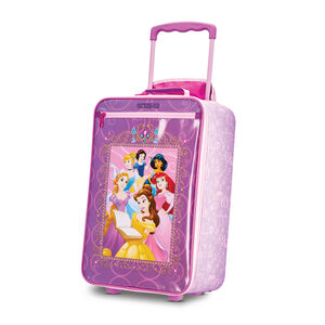 """Disney Kids 18"""" Softside Upright in the color Princess."""