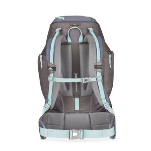 Pathway 50L Pack in the color Grey Blue/Mercury/Blue Haze.
