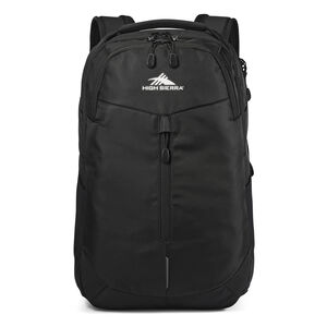 Swerve Pro Backpack in the color Black.