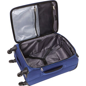 Lamont Carry-On Expandable Spinner in the color Twilight Blue.