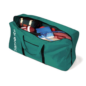 Tote-A-Ton Duffle Bag in the color Turquoise.