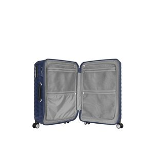 Polygon Carry-On Spinner in the color Blue.