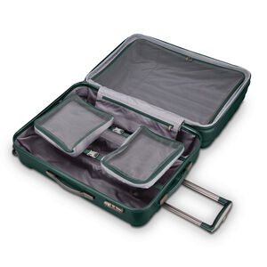 On Air 3 Carry-On Spinner in the color Emerald Green.