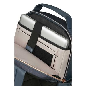 """Openroad Chic Laptop Backpack 14.1"""" in the color Cloudy Blue."""