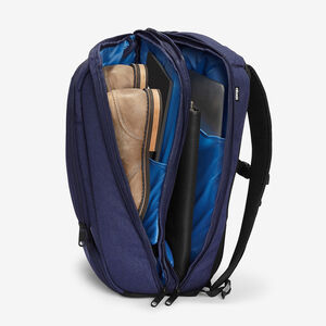 Pro Slim Laptop Backpack in the color Heathered Graphite.