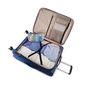 Mobile Solution Large Expandable Spinner in the color Navy Blue.