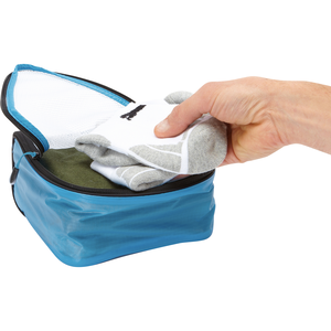 Light 4Pc Packing Cubes in the color Blue.