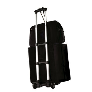Luggage Cart in the color Black.