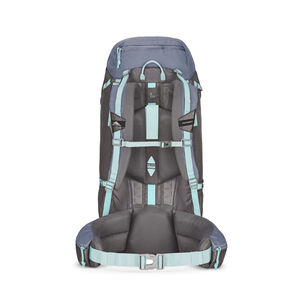 Pathway 60L Pack in the color Grey Blue/Mercury/Blue Haze.