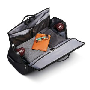 Encompass Convertible Duffel in the color Black.