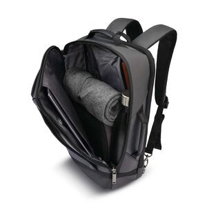 Encompass Convertible Backpack in the color Anthracite Grey.