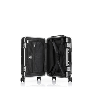 Tri-Tech Carry-On Spinner in the color Matte Black.