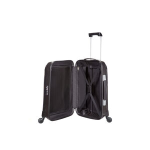 Chronolite Carry-On Spinner in the color Black.