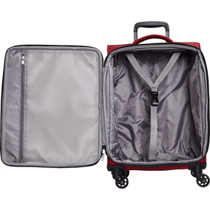 Etech 3.0 Softside Spinner Carry-On in the color Black.