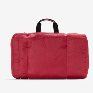 Classic Large Pack-It-Flat Toiletry Kit in the color Raspberry.