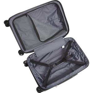 "Fortis 22"" Carry-On Spinner in the color Black."